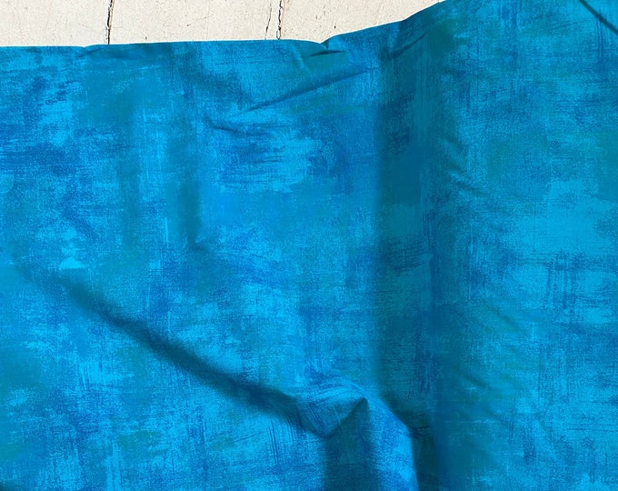 "Grunge 108"" Wide in 298 Turquoise Moda"