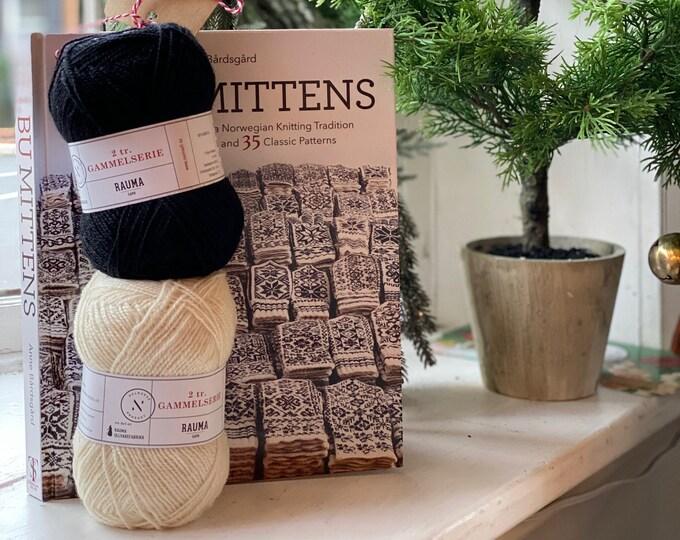 Selbu Mittens Knit Kit