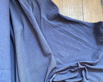 Soy/Organic Cotton/Spandex Jersey in Dark Gray