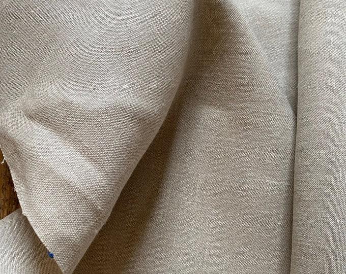 """100% Hemp Canvas Mock """"Linen"""" in Greige by Pickering"""