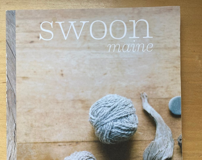SWOON Maine by Carrie Bostick Hoge for Madder