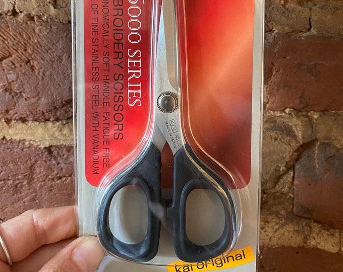 "N5000 Embroidery Scissors, a KAI Original - 5 1/2"""