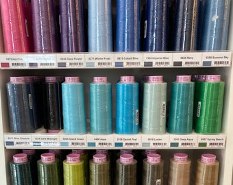 Seracore Polyester Thread by Mettler