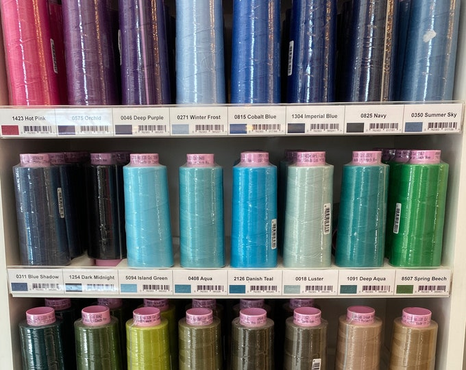 Seracor Polyester Thread by Mettler