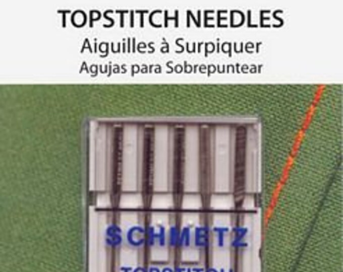 Schmetz - Topstitch Needles 90/14 - Machine Needle