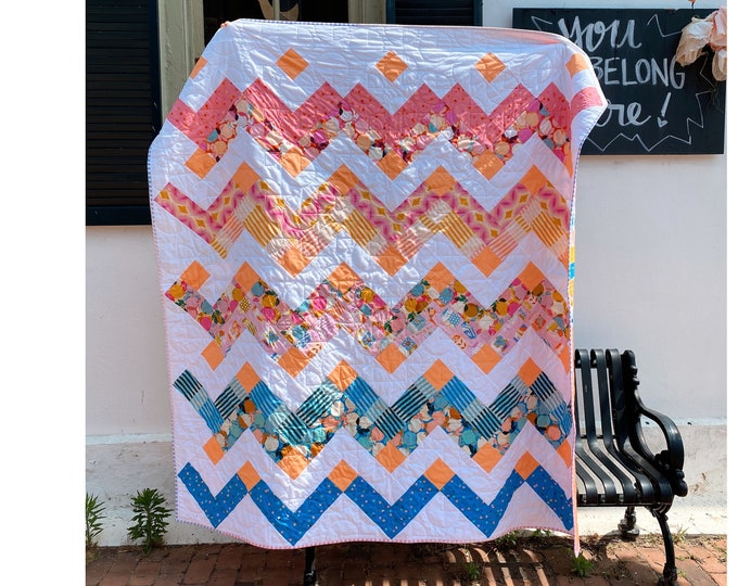 Quilt Kit: Thrive Quilt by Suzy Quilts