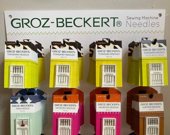 Groz-Beckert Sewing Machine Needles - Various Types