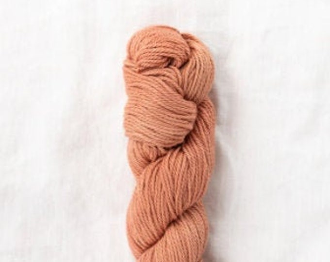 Willet Naturally Dyed in Madder by Quince & Co