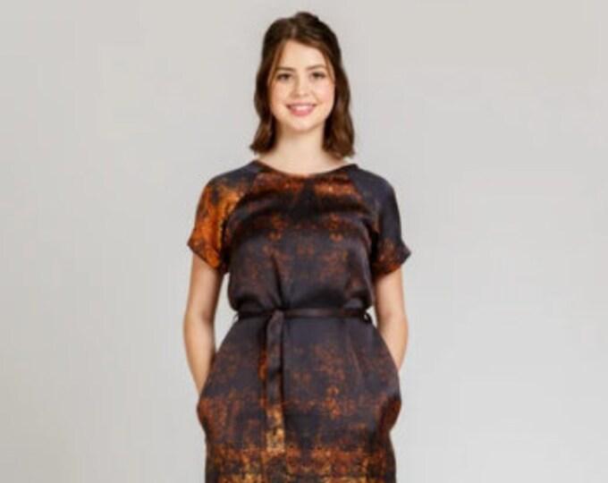River Dress ande Top Paper Pattern- Megan Nielsen Patterns