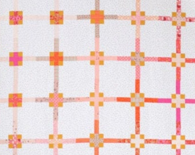 Ombre All Day Quilt Paper Pattern By Then Came June