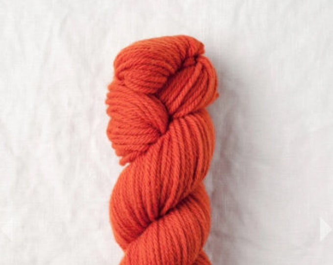 Lark in Poppy by Quince & Co
