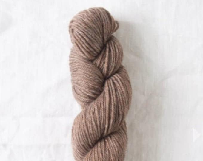 Chickadee Organic Heathers in Caspian by Quince & Co