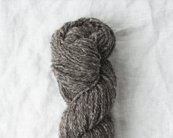 Owl Tweet in Sooty (undyed) by Quince & Co