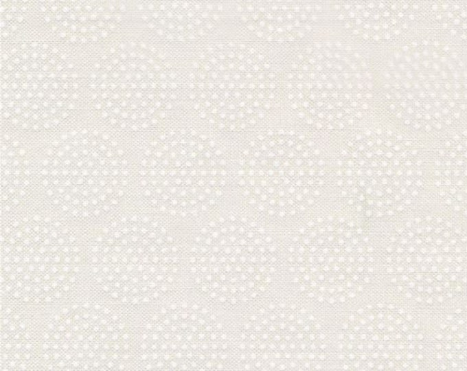 Dots in Vanilla from the Animal Crackers Collection by Sweetwater for Moda Fabrics