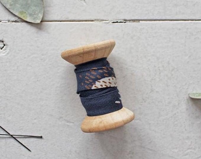 Bias Tape - Moonstone in Blue by Atelier Brunette