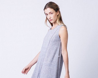 Anneli Double Front Dress and Tee Paper Pattern by Named