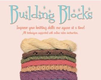 Building Blocks By Michelle Hunter of Knit Purl Hunter