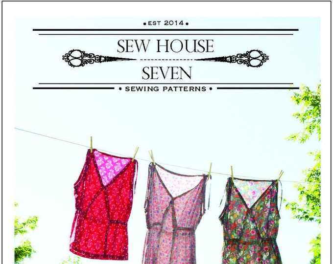 The Mississippi Avenue- Sew House Seven