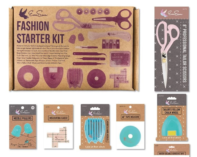 Eversewn Fashion Sewing Starter Kit