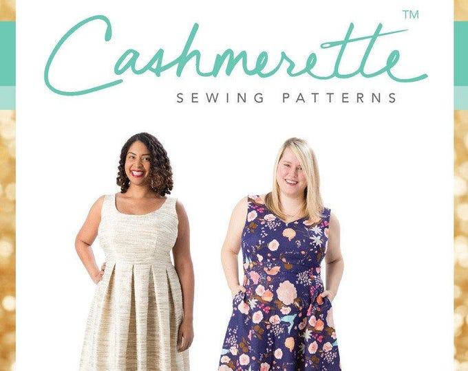 Upton Dress- Cashmerette Patterns