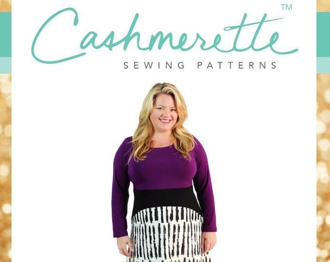 Washington Dress - Cashmerette Patterns