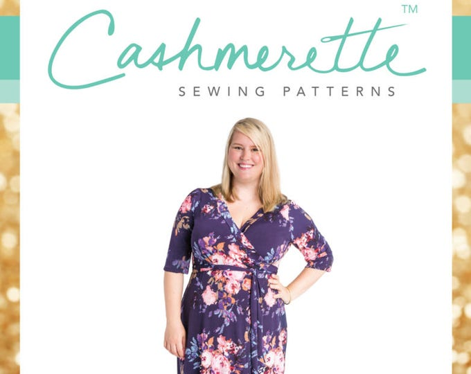 Appleton Dress- Cashmerette Patterns