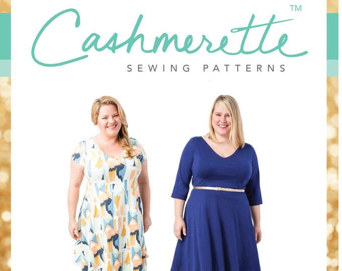 Turner Dress- Cashmerette Patterns