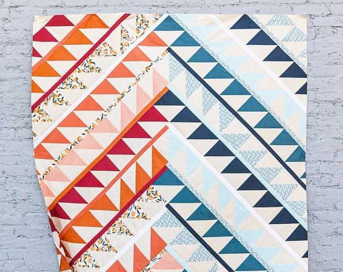 Quilt Kit: GATHER Quilt by Suzy Quilts
