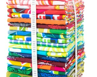 PRESALE: Cotton + Steel Safari Collection Fat Quarter Bundle