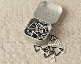Triangle Stitch Markers - by CocoKnits
