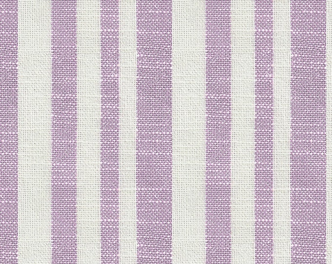 Woven Texture Stripe in Lupine from the Warp & Weft Heirloom Wovens Collection by Alexia Marcelle Abegg for Ruby Star Society