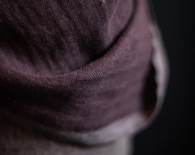 Woolsey in Oxblood by Merchant & Mills