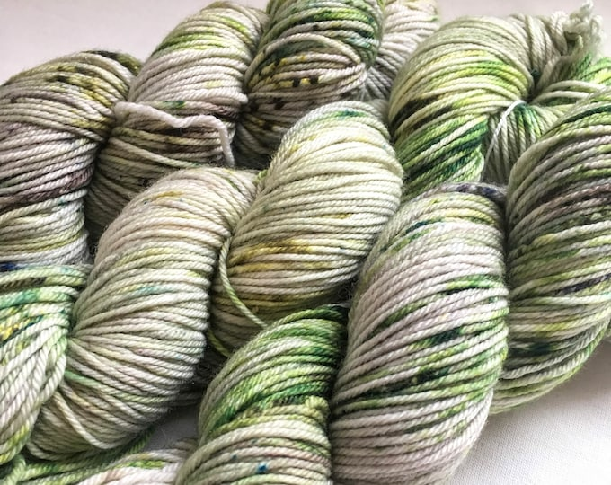 Farmhouse DK in Fern by Valhalla Farm Fiber