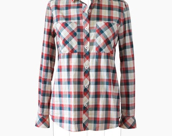 Archer Button Up Shirt- Grainline Studio