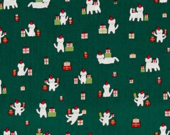 Christmas Darlings - Meowy Christmas in Fir for Dear Stella
