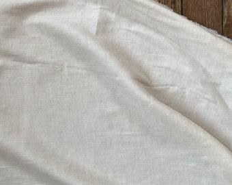 Linen Blend in Cream