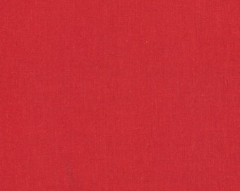 Cirrus Solids in Lava - 100% Organic Cotton by Cloud 9