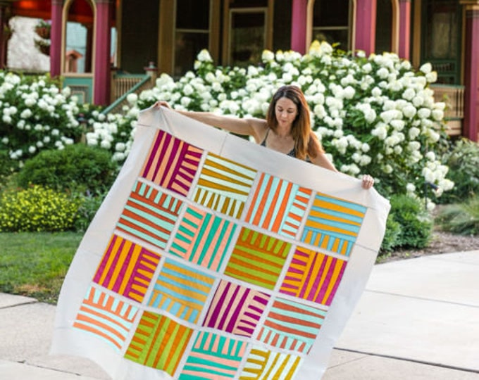 Quilt Kit: Shine Quilt by Suzy Quilts