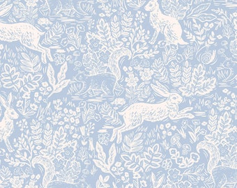 Fable in Blue for Wildwood Collection by Rifle Paper Co.