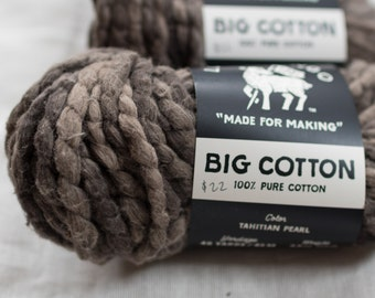 Big Cotton in Tahitian Pearl from Loopy Mango