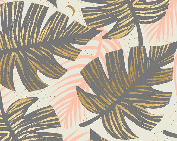 Shade Palms in Water from the Florida Collection by Sarah Watts for Ruby Star Society by Moda Fabrics