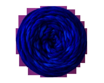 Matisse Blue from the POP Colletion - Malabrigo Rasta Yarn - Merino Wool