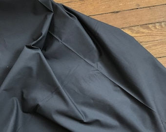 Jetsetter Stretch Twill 7.5 oz in Charcoal by Robert Kaufman
