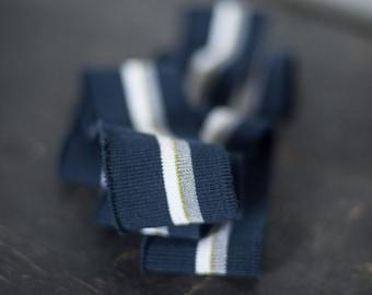 French Stripy Ribbing in Tonje by Merchant & Mills