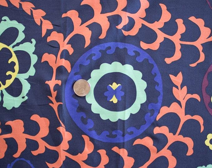 Suzani Circles- Liberty of London Tana Lawn BY THE 1/2 YARD