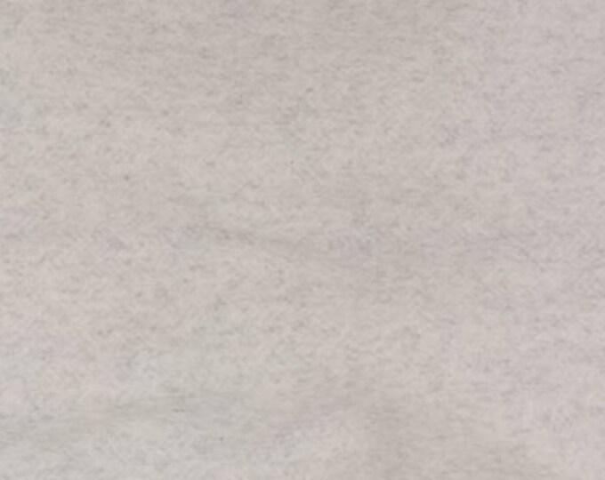 Portland Fleece in Ecru Mix