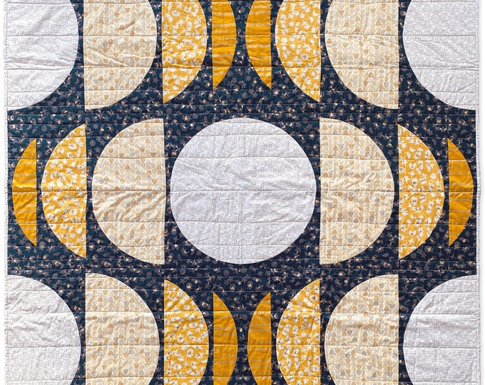 Clava Quilt by Miss Made - Paper Pattern
