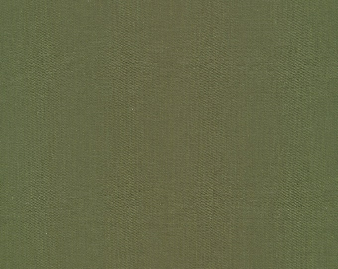 Cirrus Solids in Olive - 100% Organic Cotton by Cloud 9