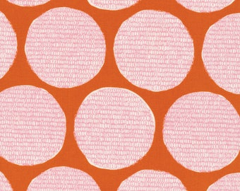 Disguise in Orange & Pink by Sarah Watson for Cloud9