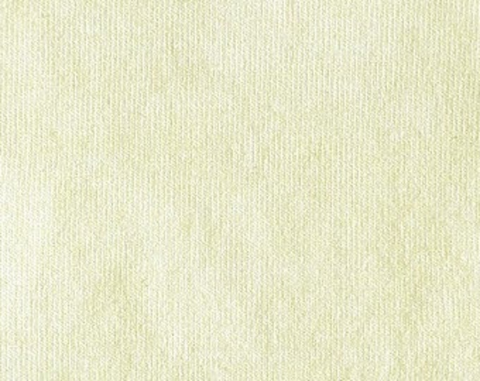 Soy/Organic Cotton/Spandex Jersey in Natural